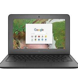 "HP HP - 11 G6 EE Chromebook (Intel Celeron N3350 (1.1 GHz) 4 GB Memory 16 GB eMMC SSD 11.6"" Chrome OS)   3NU57UT#ABL"