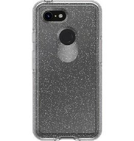 Otterbox OtterBox - Symmetry Clear Stardust (Silver Flake/Clear) for Google Pixel 3 120-0659