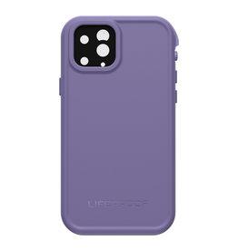 LifeProof LifeProof - Fre Waterproof Case Violet Vendetta (Sweet Lavender/Aster Purple) for iPhone 11 120-2628