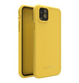 LifeProof LifeProof - Fre Waterproof Case Atomic #16 (Empire Yellow/Sulphur) for iPhone 11 Pro 120-2634