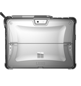 UAG UAG - Plyo Rugged Case Ice (Clear) for Microsoft Surface Go 120-1602