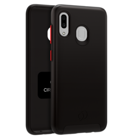 Nimbus9 Nimbus9 - Cirrus 2 Case Black for Samsung Galaxy A20 120-1972