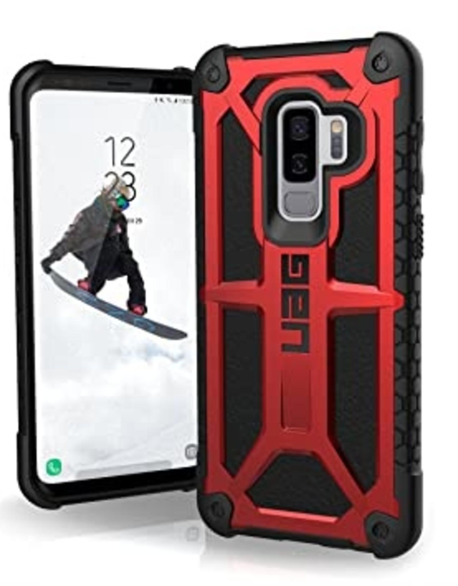 UAG UAG Galaxy S9 Monarch Red/Black Crimson 47738
