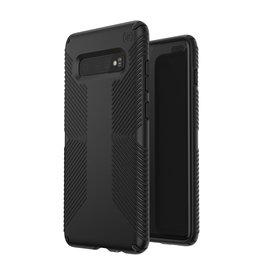Speck Speck | Samsung Galaxy S10 Presidio Grip Black/Black 124589-1050
