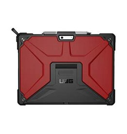 UAG UAG | Microsoft Surface Pro X  Red/Black (Magma) Metropolis Series Case 15-06563