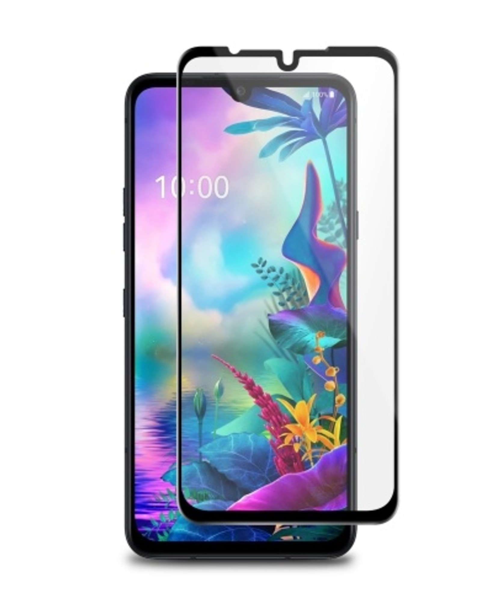 Blu Element Blu Element - Tempered Glass Screen Protector for LG G8X ThinQ 118-2200