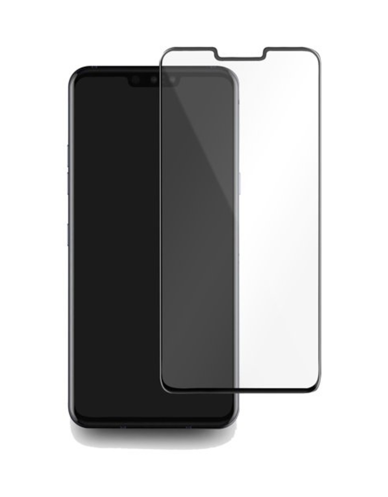 Blu Element Blu Element 3D Curved Glass Screen Protector for LG G8 ThinQ 118-2091