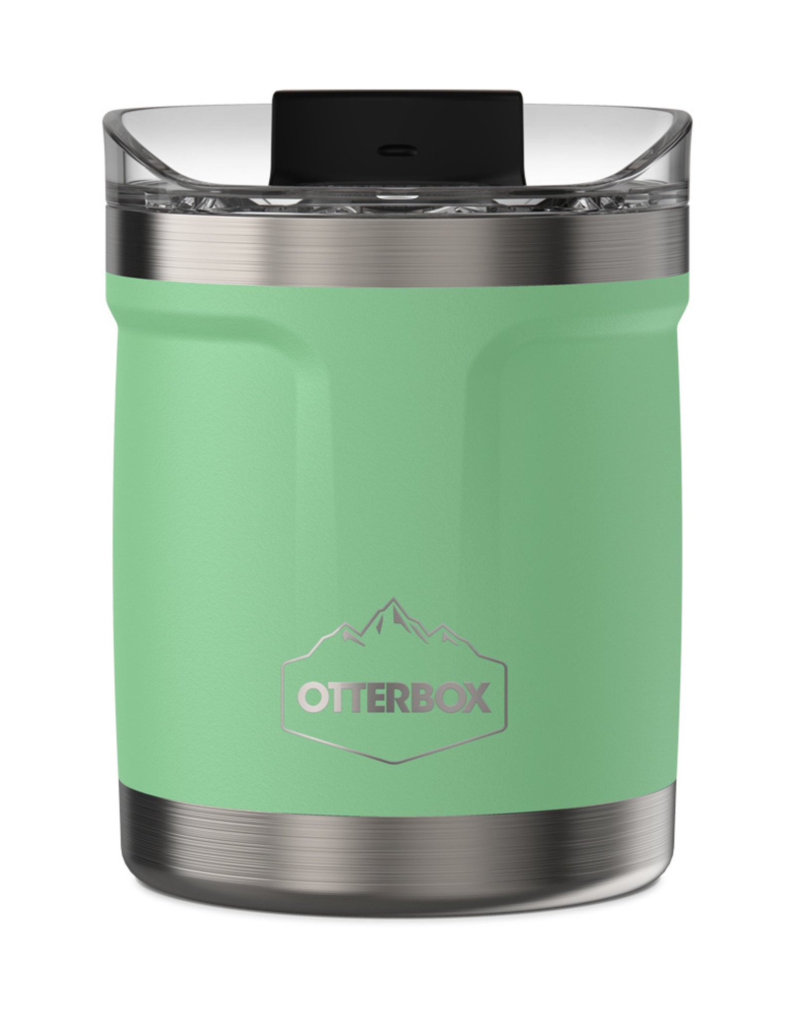 Otterbox Otterbox - Elevation Tumbler with Closed Lid 10 OZ Mint Spring (Stainless Steel/Green Ash) 102-0089