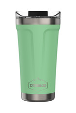 Otterbox Otterbox - Elevation Tumbler with Closed Lid 16 OZ Mint Spring (Stainless Steel/Green Ash) 102-0096