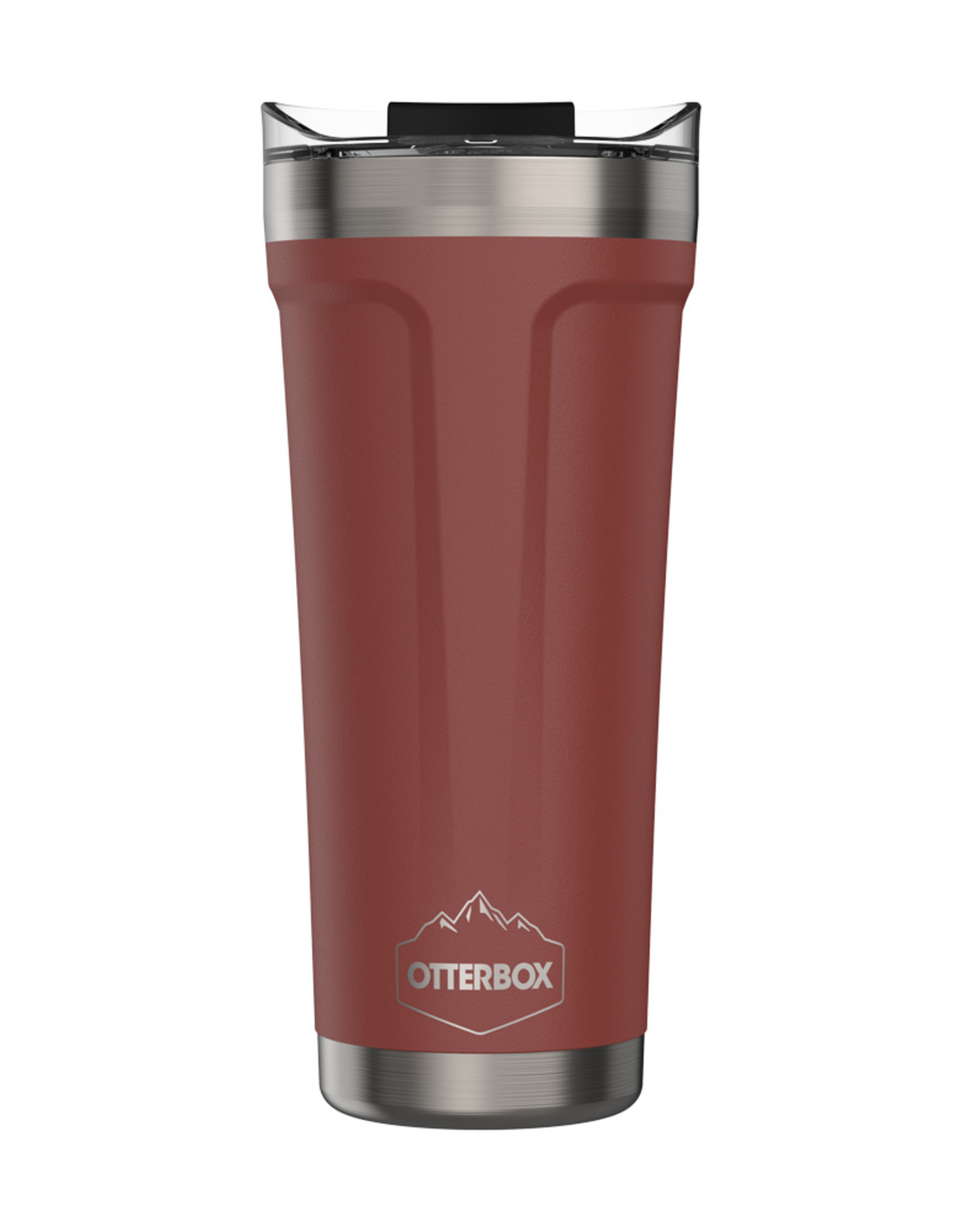 Otterbox Otterbox - Elevation Tumbler with Closed Lid 20 OZ Baked Mud (Stainless Steel/Baked Brick) 102-0100