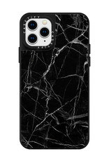 Casetify /// Casetify - Impact Case Black Marble for iPhone 11 120-2754