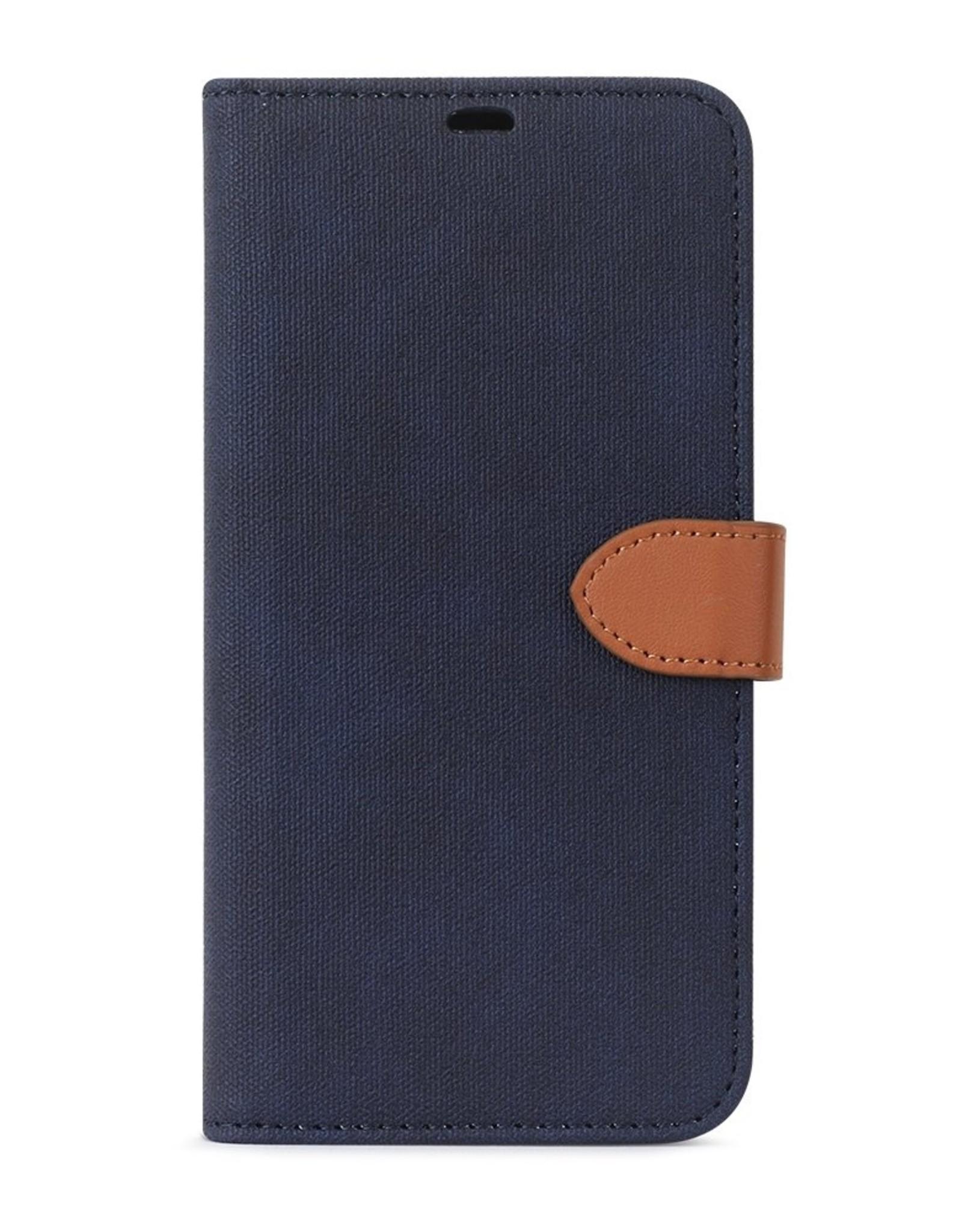 Blu Element Blu Element    2 in 1 Folio Galaxy S20 Navy/Tan 120-2712