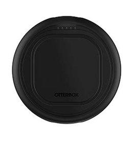 Otterbox Otterbox 5000mAh Black Otterspot Stackable Portable Power Bank w/ Qi Charging (B2B) 15-06348