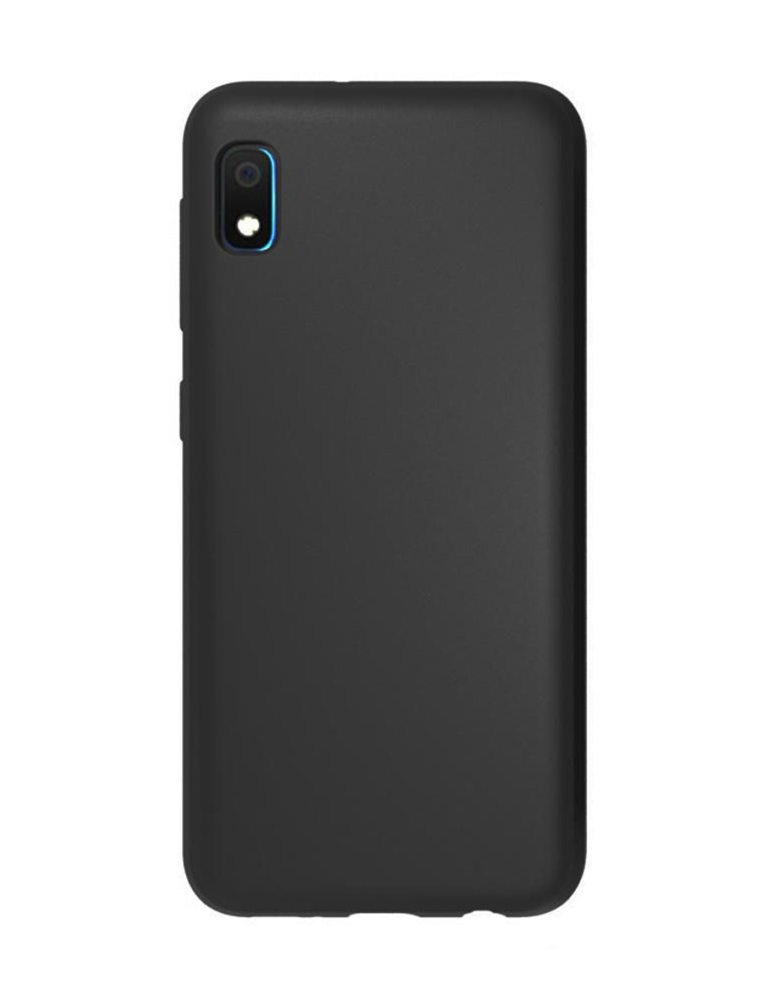 Blu Element Blu Element | Gel Skin Galaxy A71 Black 120-2867