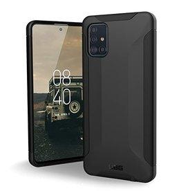 UAG Gear4   Samsung Galaxy A51 UAG Black Scout Series Case 15-07026