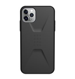 UAG UAG - Civilian Rugged Featherlight Case Black for iPhone SE 2020/8/7/6S/6 120-2940