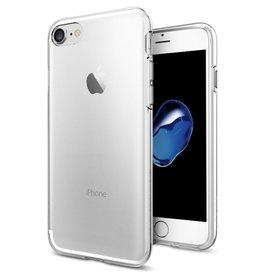Spigen Spigen Liquid Crystal for iPhone SE/8/7 - Crystal Clear SGP042CS20435