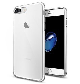 Spigen Spigen Liquid Crystal for iPhone 8/7 Plus - Crystal Clear SGP043CS20479