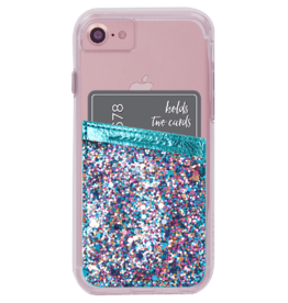 Case-Mate SO Case-Mate   Universal Teal Phone Card-holder Pocket   846127174336
