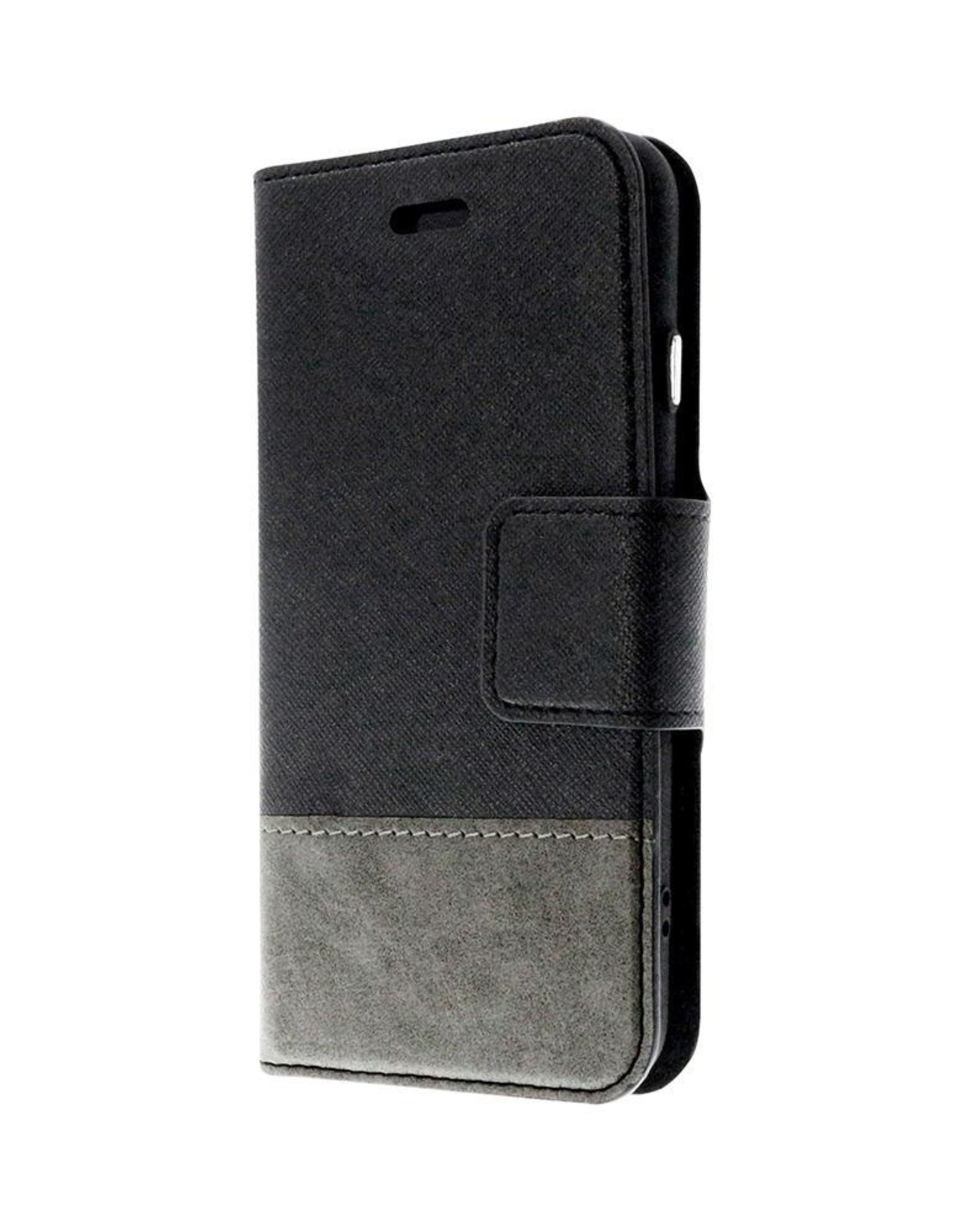 Caseco Caseco Broadway 2-in-1 RFID Shield Folio Case - iPhone XR Black C3461-01
