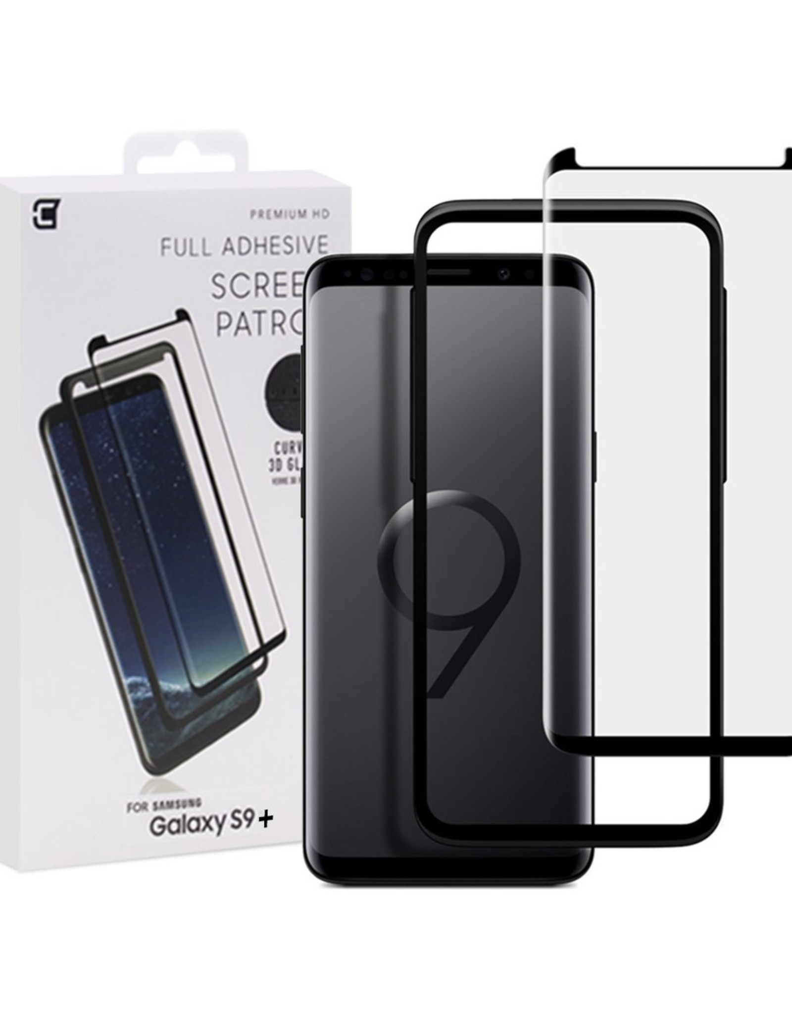 Caseco Caseco Screenflex - Flexible Screen Protector - Samsung S9 Plus CC-SFX-GS9P