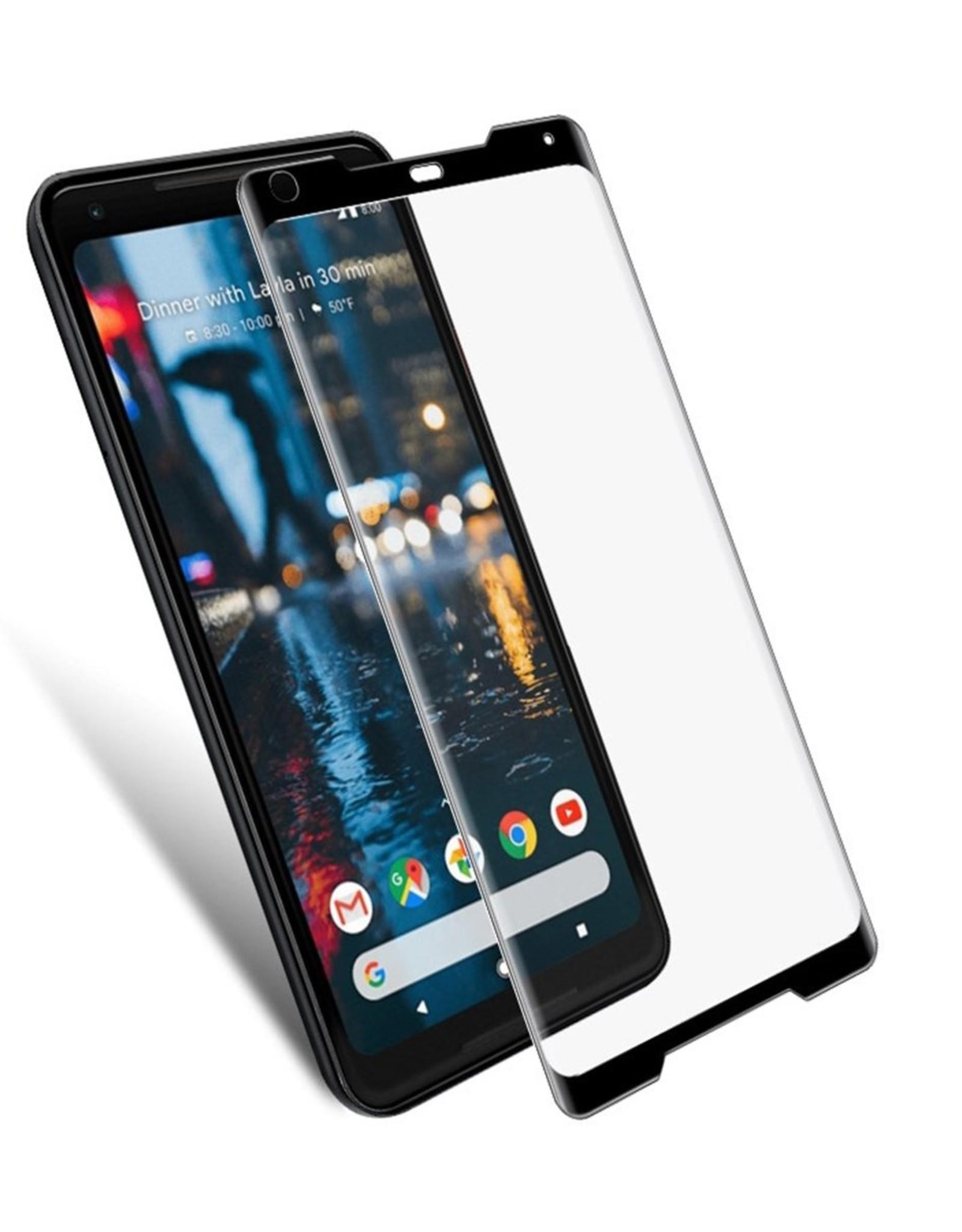 Caseco Caseco Screen Patrol - Curved Tempered Glass - Google Pixel 2 XL CC-SP-PXL2XL3D