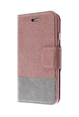 Caseco Caseco Broadway 2-in-1 RFID Shield Folio Case - iPhone XR Rose Gold C3461-05