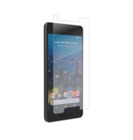 Moshi Moshi - IonGlass Screen Protector Black for Google Pixel 3 XL 118-2066