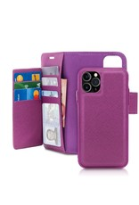 Caseco Caseco | Sunset Blvd 2-in-1 RFID Blocking Folio Case - iPhone 11 Purple C3507-11