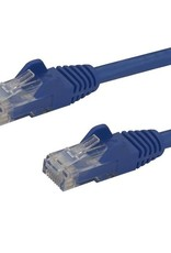 Startech Startech 100 FT Blue MOLDED CAT6 UTP PATCH CABLE C6PATCH100BL