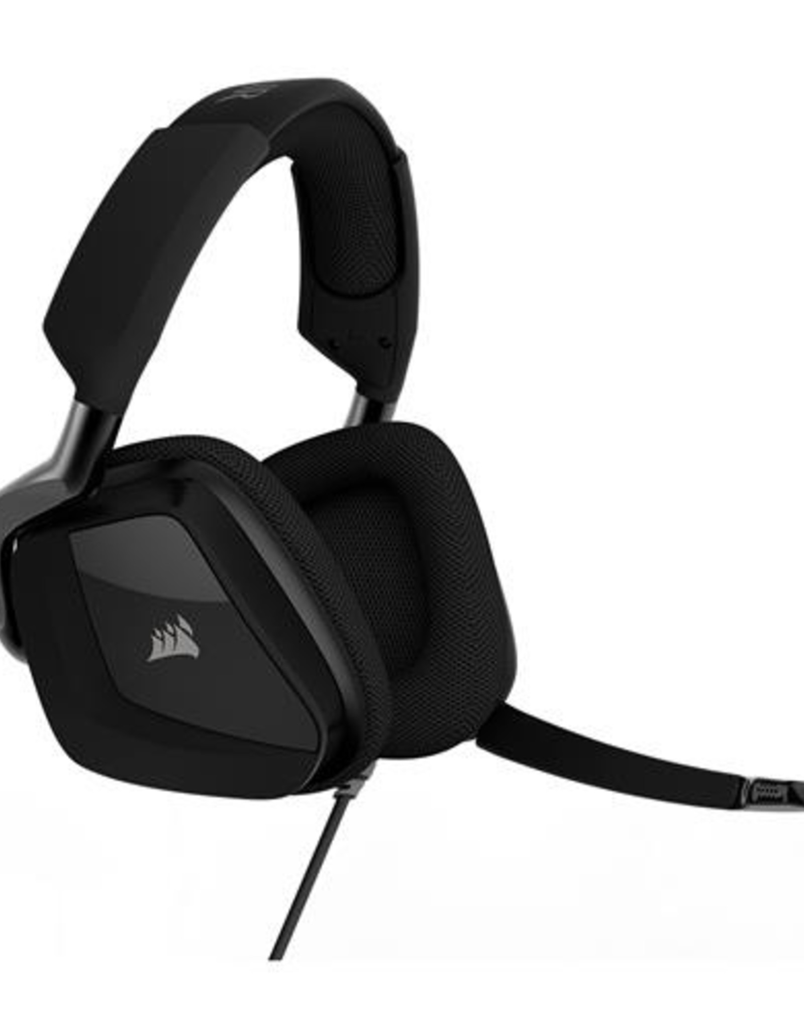 Corsair Corsair Gaming VOID PRO Surround Premium Gaming Headset with Dolby Headphone 7.1, Carbon Black (NA Version) CA-9011156-NA