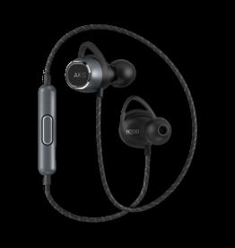 AKG AKG N200 | Earphones with mic - in-ear - Bluetooth - wireless - noise isolating - Black