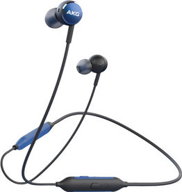 AKG AKG Y100 | Earphones with mic - in-ear - Bluetooth - wireless - Blue