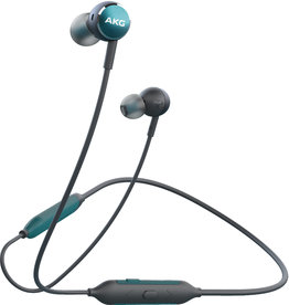 AKG AKG Y100 | Earphones with mic - in-ear - Bluetooth - wireless - Green