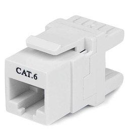 Startech Startech | CAT6 RJ45 KEYSTONE JACK WHITE 110 TYPE C6KEY110WH