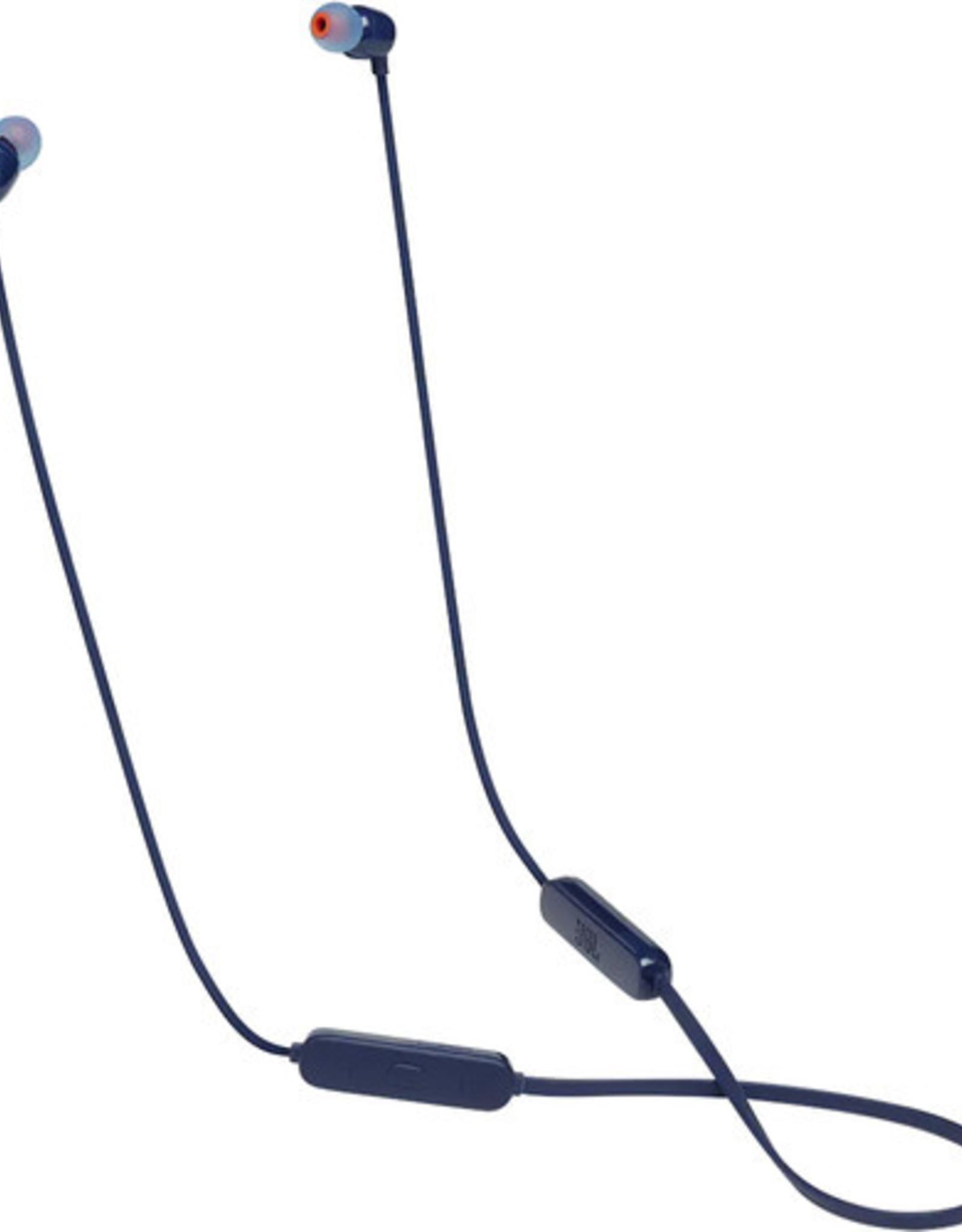 JBL JBL | inear BT headphones Blue JBLT115BTBLUAM