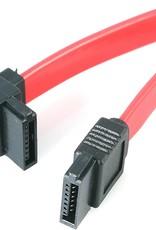 Startech Startech | 12in SATA to Left Angle SATA Serial ATA Cable SATA12LA1