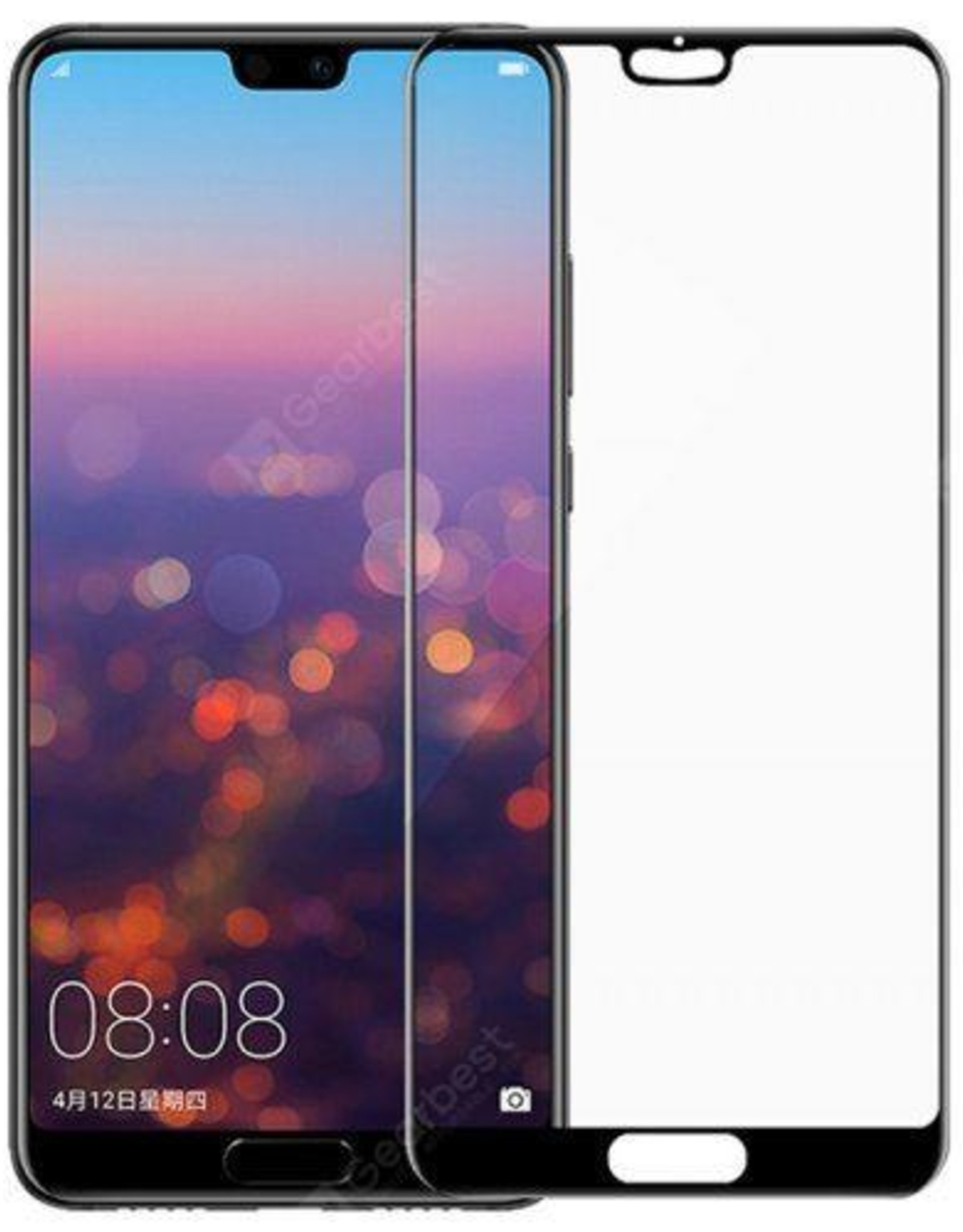 22 cases - Glass Screen Protector for Huawei P20 Pro 118-2024