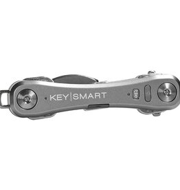 KEYSMART PRO COMPACT KEY HOLDER WITH TILE SMART LOCATION-SLATE KS411-SLT