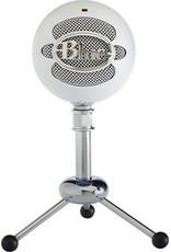 Blue Microphone   Blue Snowball USB Microphone White 988-000073