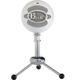 Blue Microphone | Blue Snowball USB Microphone White 988-000073