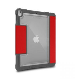 STM Dux Plus Duo Case IPad 10.2 2019 Red 50012