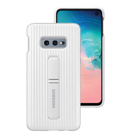 Samsung SamsungProtective Standing Cover Galaxy S10e White 120-1373