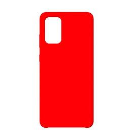 Samsung Samsung | Typoskin Silicone Galaxy A51 Red 120-2974