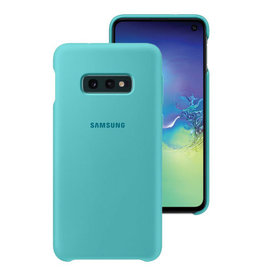 Samsung Samsung Galaxy S10e OEM Green Silicone Cover