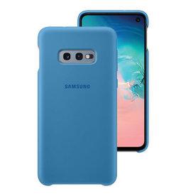 Samsung Samsung Galaxy S10e OEM Blue Silicone Cover