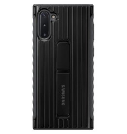 Samsung Samsung | Protective Standing Cover Galaxy Note10+ Black 120-2210
