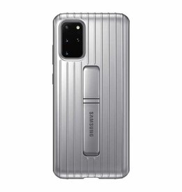 Samsung Samsung | Protective Standing Cover Galaxy S20+ Silver 120-2850