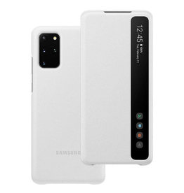 Samsung Samsung | Galaxy S20 Ultra White OEM Clear View Cover Case 15-06848