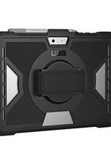 UAG UAG - Outback Rugged Case with Handstrap Black for Surface Go 120-1287